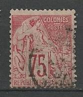 TYPE SAGE  N° 58 OBL  TB - Alphée Dubois