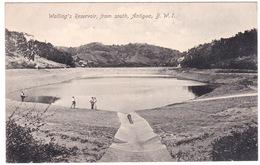ANTIGUA Walling's Reservoir - Antigua & Barbuda