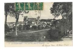 La Chaise Dieu - Vue Prise De La Route De Paulhaguet - 144 - La Chaise Dieu