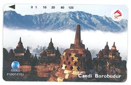 TELKOM INDONESIA - Candi Borobudur - Indonesia