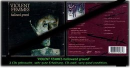 """VIOLENT FEMMES"" HALLOWEED GROUND -1990- -R- - Hard Rock & Metal"