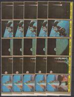 M176. 5x Manama - MNH - Space - Astronauts - Space