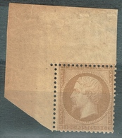NAPOLEON III 1862 YT N° 21** NEUF ET CERTIFIE - 1862 Napoleon III