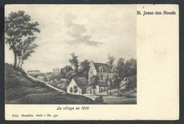 +++ CPA - BRUXELLES - ST JOSSE TEN NOODE - Le Village En 1830 - Nels  Série 1 N° 330  // - St-Joost-ten-Node - St-Josse-ten-Noode
