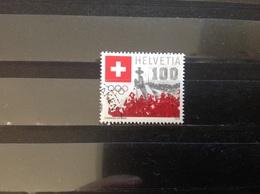 Zwitserland / Suisse - Olympische Spelen (100) 2018 - Used Stamps
