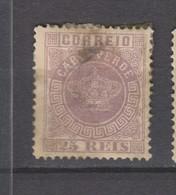 Yvert 12 Oblitéré - Cap Vert