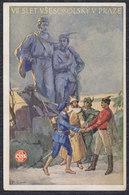 Czech Republic 1920 Prague (Praha) - Vsesokolsky Slet, Postcard - Tchéquie