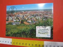 G1 ITALIA GATTINARA VINO UVA ENOLOGIA WINE WEIN ENOLOGY ENOLOGIE - ANNULLO 1990 LOGO COMUNE VITE MAXIMUM - Agriculture