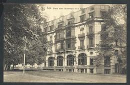 +++ CPA - SPA - Grand Hôtel Britannique Où Le Kaiser A Abdiqué - Nels  // - Spa