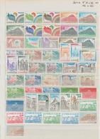France Service 50 à 99 Neufs ** (1976 à 1987) Faciale 15.40 Euro à -50% Sous Faciale - Neufs