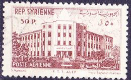 Syrien Syria - Hauptpostamt Aleppo (MiNr: 626) 1953 - Gest Used Obl - Syria