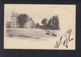 Carte Postale Avesnes Avenue De La Gare - Avesnes Sur Helpe