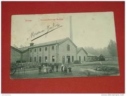 BILZEN  - BILSEN  - Pannenfabriek Belisia  -   ( 2 Scans ) - Bilzen
