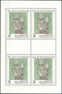 SLOWAKEI 1993 Mi-Nr. 185 Kleinbogen ** MNH - Blocks & Kleinbögen