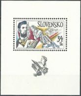 SLOWAKEI 1994 Mi-Nr. Block 2 ** MNH - Blocks & Kleinbögen