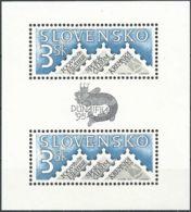 SLOWAKEI 1995 Mi-Nr. Block 4 ** MNH - Blocks & Kleinbögen