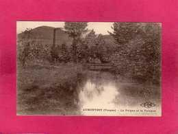 88 Vosges, Rare, Aumontzey, La Feigne Et La Vologne, (C. L. B.) - Autres Communes