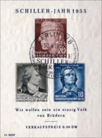 Germany DDR Bloc 6 (o) - [6] République Démocratique