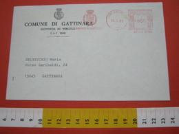 G1 ITALIA GATTINARA VINO UVA ENOLOGIA WINE WEIN ENOLOGY ENOLOGIE - 1989 LOGO COMUNE VITE GATTO TIPO 1 - Vini E Alcolici
