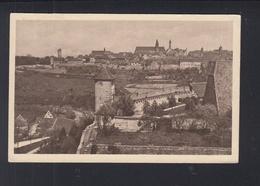 Dt. Reich AK Rothenburg 1909 - Rothenburg O. D. Tauber