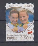 Poland 2016 Rio Olympic Used - 1944-.... Republic