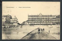 +++ CPA - BLANKENBERGE - BLANKENBERGHE - Grand Hôtel De L'Ocean // - Blankenberge