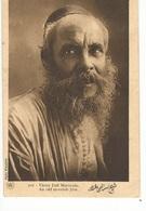 CPA, Maroc ,N°501, Vieux Juif Marocain , Ed. Phot Flandrin - Mali