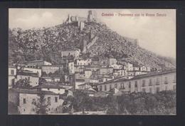 Cartolina Cassino Panorama - Italien