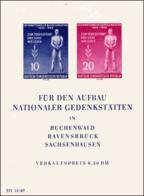 Germany DDR Bloc 5 - Bloques