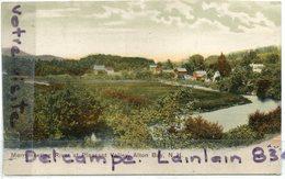 - Merymeetihg  River - New Hampshire -  At Pleasant Valley, Splendide, Alton Bay, épaisse, écrite, TTBE, Scans. - Ohne Zuordnung