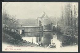 +++ CPA - BRUGES  BRUGGE - Porte Des Maréchaux Vue Des Remparts - Albert Sugg Série 11 N° 107  // - Brugge
