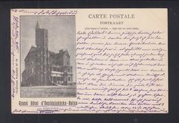 Postkaart Oostduinkerke-Bains 1902 - Oostduinkerke