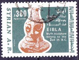 Syrien Syria  - Mythische Figur Aus Ebla (MiNr: 1569) 1983 - Gest Used Obl - Syria