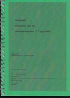 Nederland - R.J. Van Der Kuip - Overzicht Van Aantekenstroken - Type 1990 - Uitgegeven 1990 Tot En Met 31-12-1996 - Holanda