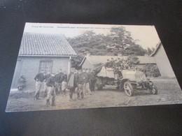 Camp De Beverloo, Automobile Pour Le Transport Des Vivres Aux Manoeuvres - Leopoldsburg (Kamp Van Beverloo)