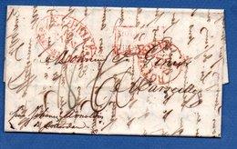 Lettre De Rotterdam -  Pour Marseille  -- 12 Mai 1834 - Netherlands