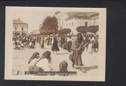 Romania Photo Sighetu Marmatiei Marmaros Sziget Market Scene - Romania