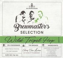 Etiket     Brouwerij  De Brabandere - Beer