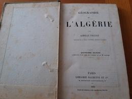 Géographie De L Algérie - 1801-1900
