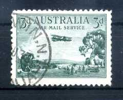1929 AUSTRALIA PA SET USATO - Used Stamps