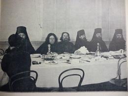 Guerre 1914 , Repas De Popes Russes ,  Russie , 1915 - Historical Documents