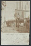 """+++ CPA - Photo Carte - Foto Kaart - Poste - """" Facteur Belge En Tournée """" - 1911  // - Poste & Facteurs"""