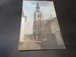 Aarschot, L'Eglise Et Rue De L'Eternite - Aarschot