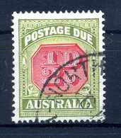 AUSTRALIA TASSE ½d. USATO - Postage Due