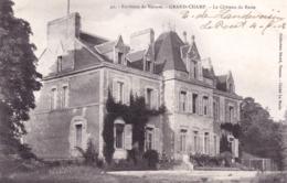 56 - Morbihan -  GRAND CHAMP ( Environs De Vannes )- Le Chateau Du Reste - France