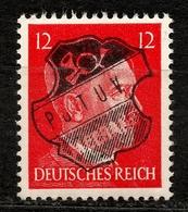 Germany 1945 Lokalausgabe Meerane Postfrisch - Zona Sovietica