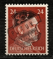 Germany 1945 Lokalausgabe Meerane Postfrisch - Zone Soviétique