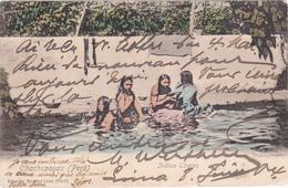 CHACHAPOYAS - Indias Chalas, Carte Adressée De LIMA Le 10 Juil. 1904 Pour CHALONS/MARNE - 2 Scans - Pérou