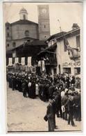 FAVRIA CANAVESE TORINO - FOTO ORIGINALE PROCESSIONE 1914 - Places
