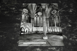 4084   THE CHAPTER HOUSE, SALISBURY CATHEDRAL - Religions & Beliefs